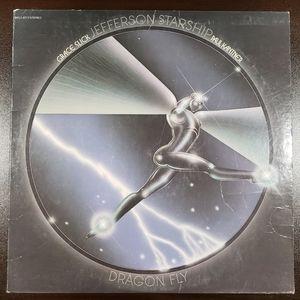 Jefferson Starship Dragonfly Vinyl Record LP